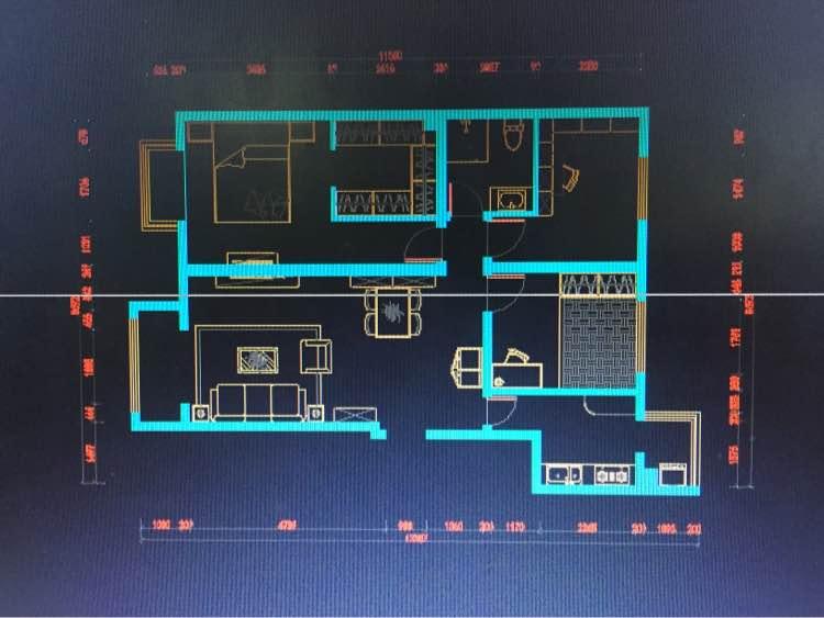 3室2厅1厨1卫平 3室2厅1厨1卫