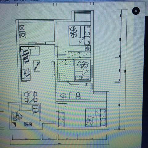 90平 3室1厅1厨1卫