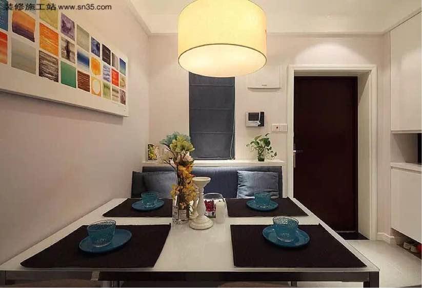 64.00㎡ 2室1厅1厨1卫 现代