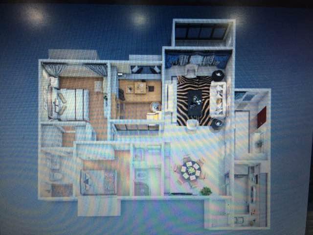 115平 3室2厅1厨2卫