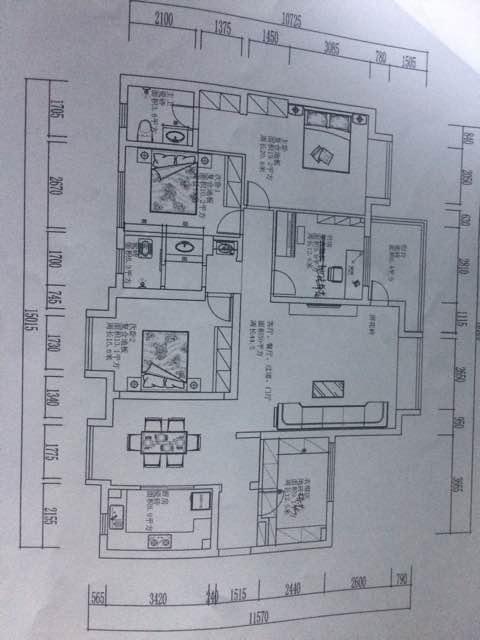4室2厅1厨2卫平 4室2厅1厨2卫