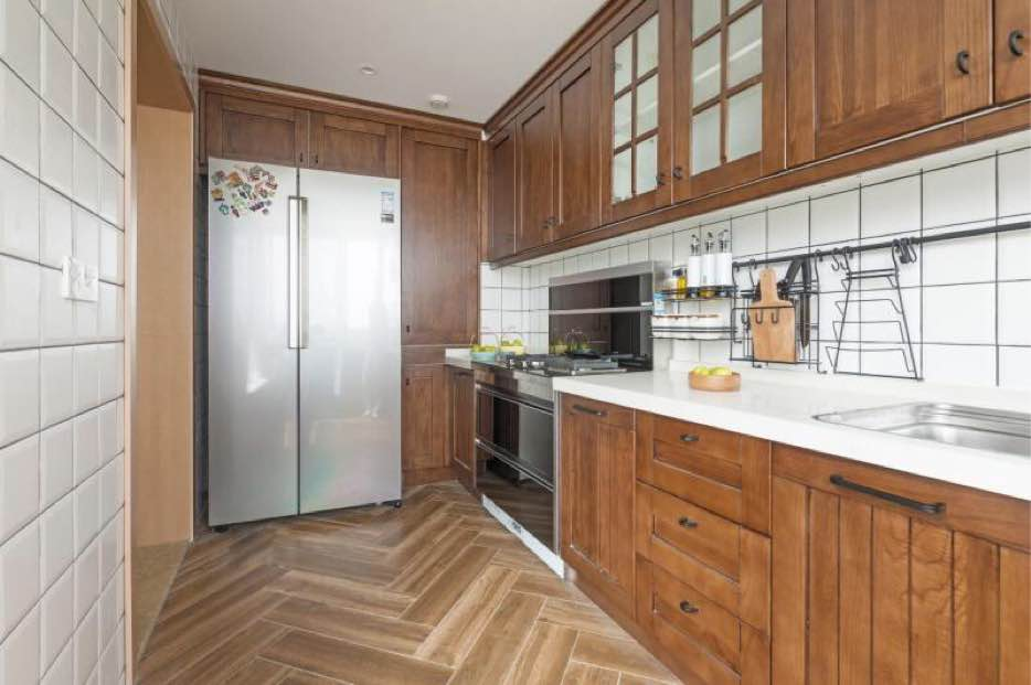 65.00㎡ 二室一厅一厨一卫 现代简约