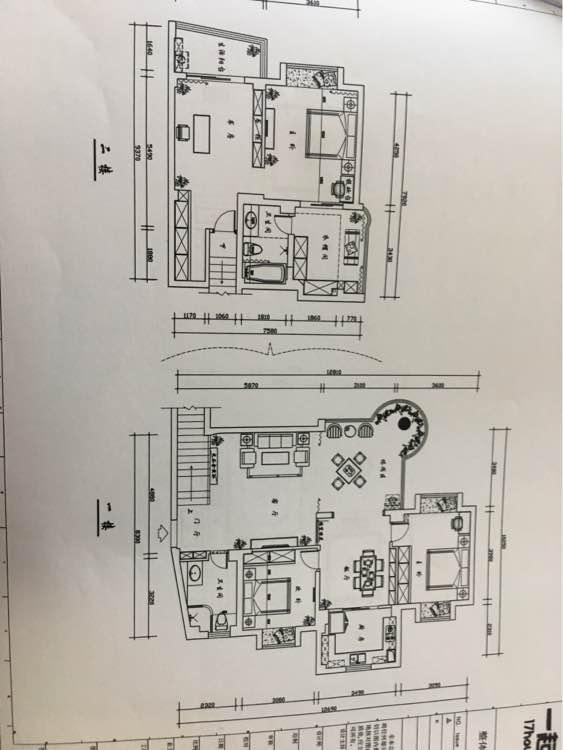 江汉区181.00㎡ 四室二厅一厨二卫