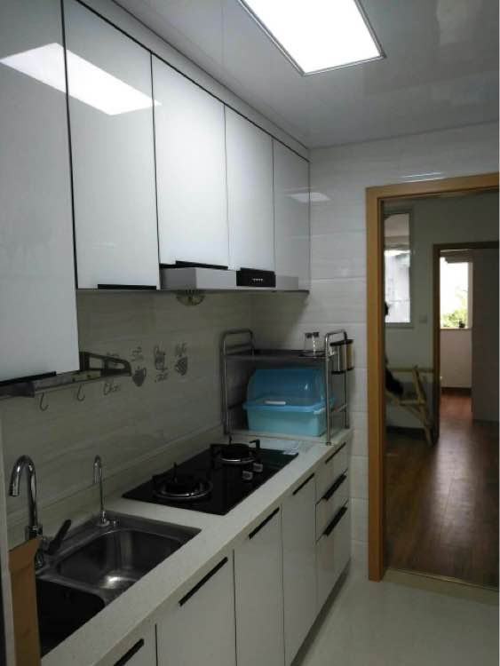 52.00㎡ 二室一厅一厨一卫 现代简约