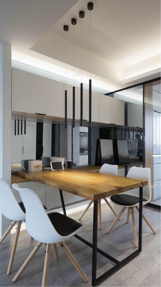47.00㎡ 一室一厅一厨一卫 现代简约