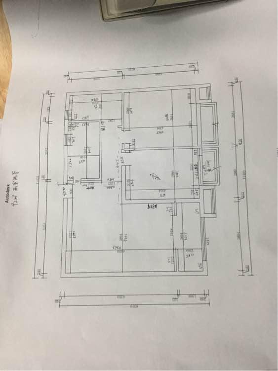 中建新悦城110.00㎡ 三室一厅一厨一卫
