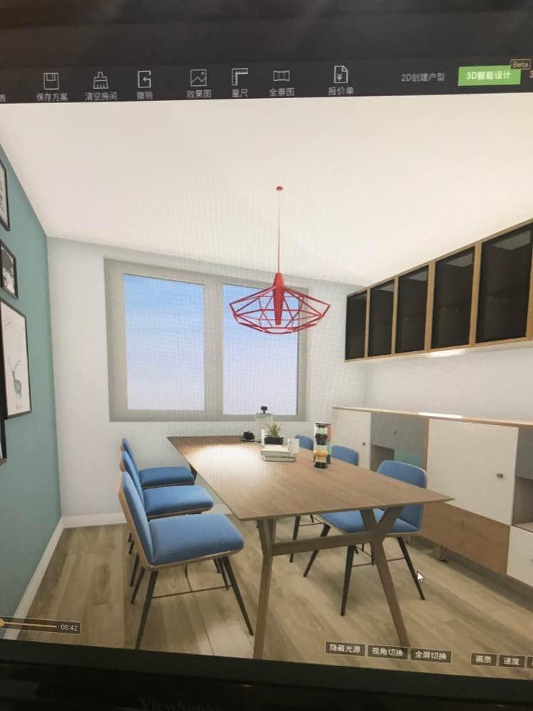 153.00㎡ 三室二厅一厨二卫 北欧风格