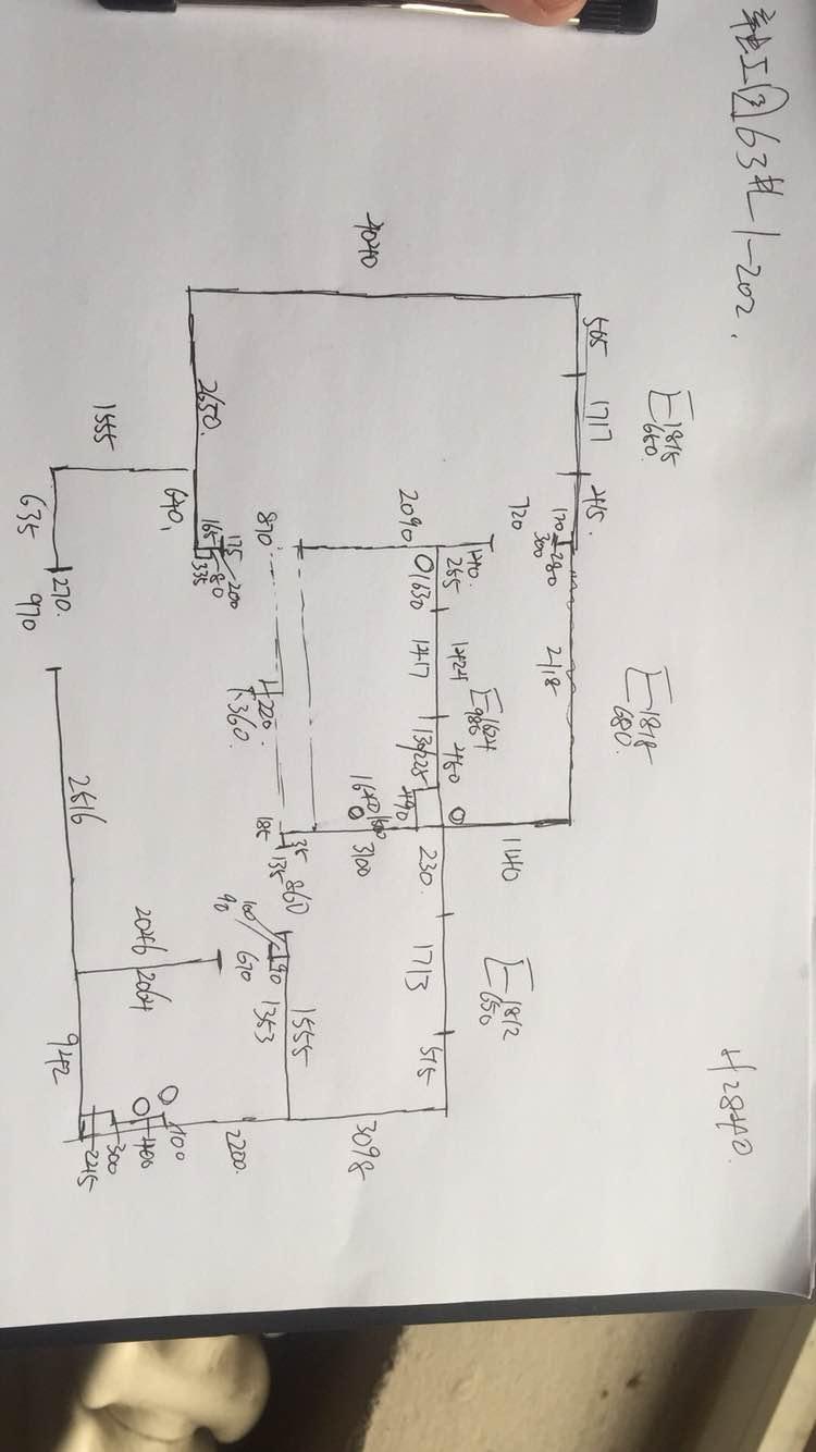 金连福地138.00㎡ 三室一厅一厨一卫