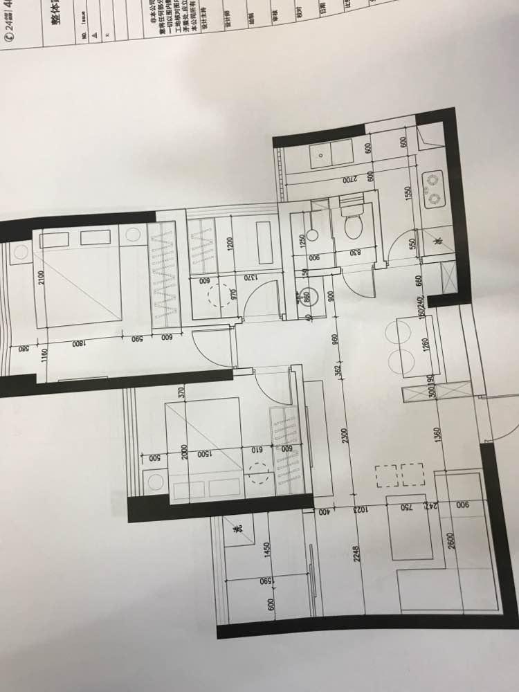 82.00㎡ 三室一厅一厨一卫 北欧风格